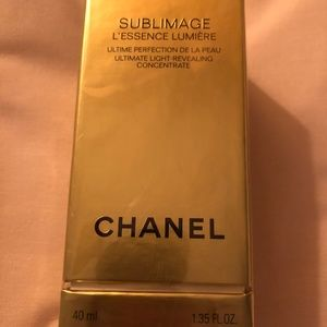 CHANEL Other - NEW Sublimage Ultimate Light Revealing Concentrate